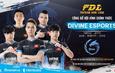 [PUBG] FirstBlood Divine League: Khi nhà vua trở lại