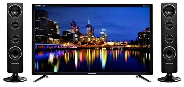 Harga dan Spesifikasi TV LED Polytron PLD 32T1500 32 Inch