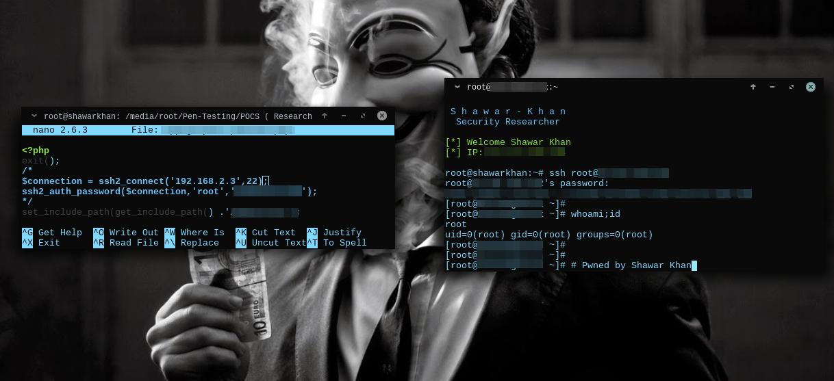 Got SSH u0026 Git Password Time for