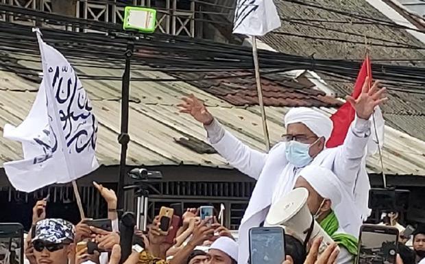 Babe Haikal: Seperti Fathu Mekkah, Islam akan Memimpin di Bawah Pimpinan Habib Rizieq!