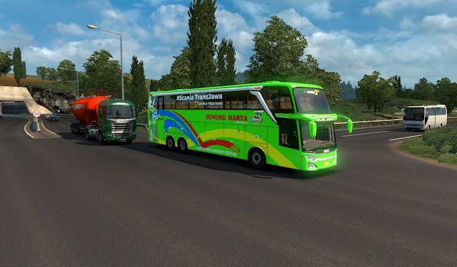 Mod bus Ets2 Jetbus 3 UHD