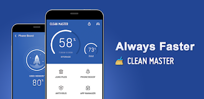 Download Aplikasi Clean Master