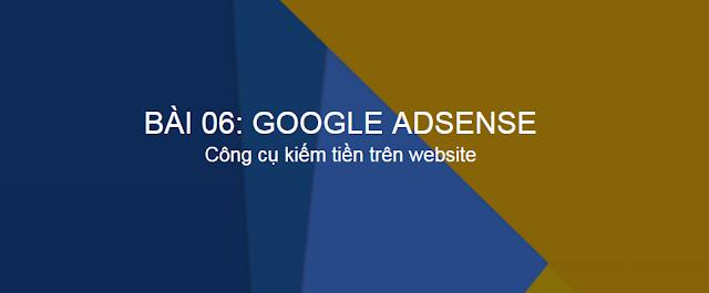Giới thiệu về Google Adsense