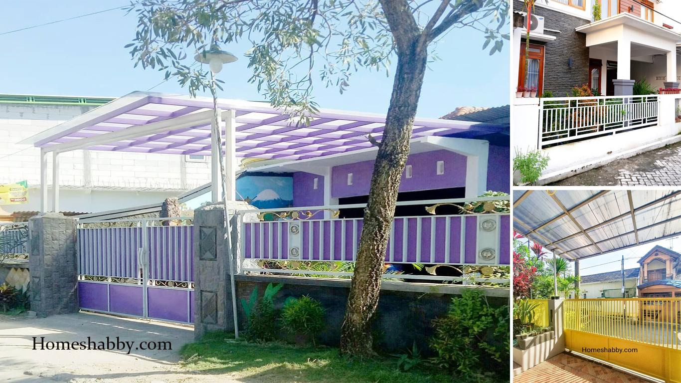 6 Rekomendasi Pagar Rumah Dari Besi Yang Elegan Homeshabby Com Design Home Plans Home Decorating And Interior Design