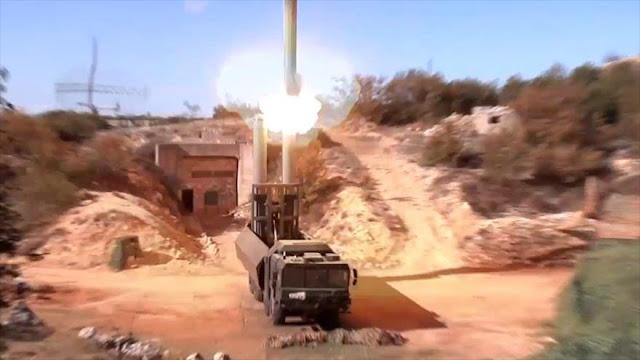 Siria pone en alerta sistemas de misiles en costas occidentales