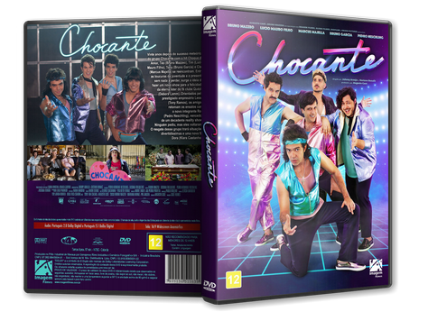 Capa DVD Chocante [Exclusiva]