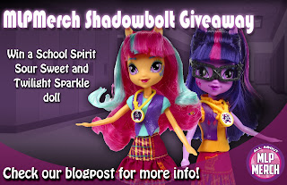 MLPMerch Shadowbolt Giveaway