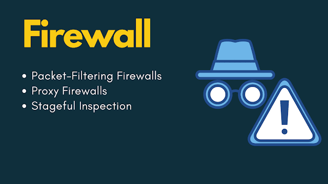 What is Firewall? Three types of Firewalls and benefits - Internet security