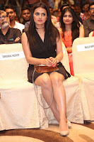 Actress Shraddha Srinath Stills in Black Short Dress at SIIMA Short Film Awards 2017 .COM 0058.JPG