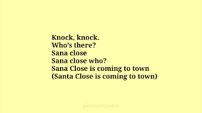 Sana Close Funny Knock knock joke pinoy