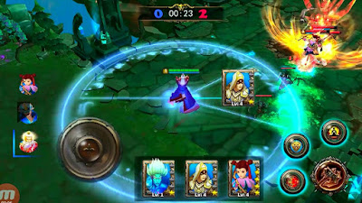 List Of The Best 2018 Offline Moba Games On Android Must Try