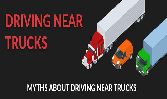 Myths About Driving Near Trucks