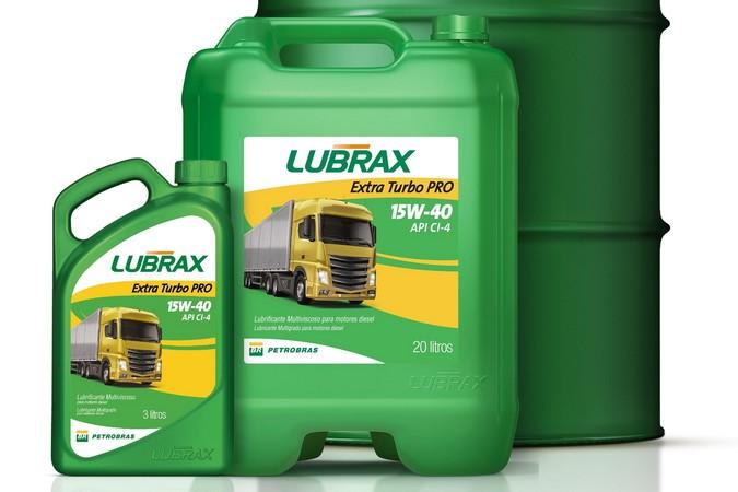 Lubrax lança novo lubrificante para veículos pesados