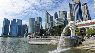 Singapore: How Technology Is Used To Solve Water Shortage Problem