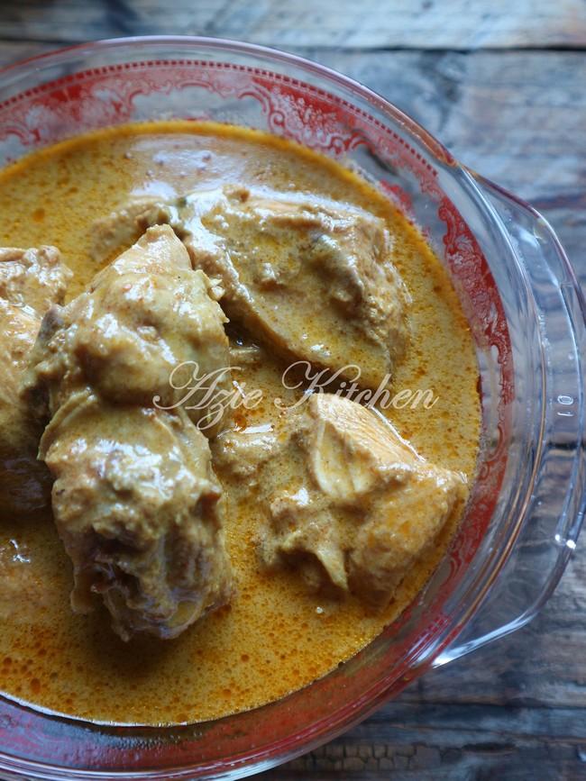 Cara Membuat Gulai Ayam : membuat, gulai, Gulai, Dagang, Kitchen
