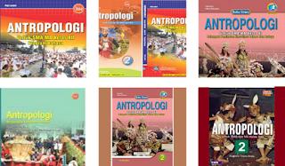 Daftar Buku Pelajaran Antropologi SMA