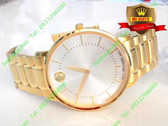 Đồng hồ nam Movado 950T11