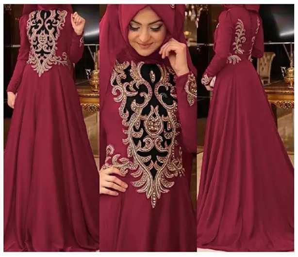 Jual Model Baju Wanita Muslimah Masa Kini Baju Muslim Di Lazada