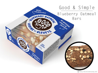 Good and Simple Muffins and Bars Review featuring Blueberry Oatmeal Bars