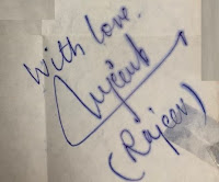 Rajeev Khandelwal signature Rajeev Khandelwal signature Rajeev Khandelwal autograph