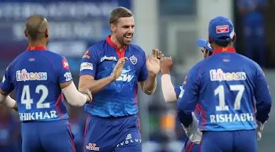 Cricket Highlights – SRH vs DC 33rd Match IPL 2021