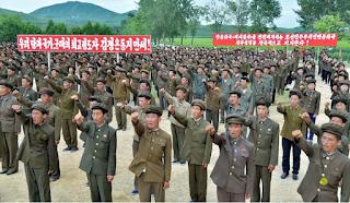 Kuzey Kore yeni balistik füze fırlatmaya hazırlanıyor