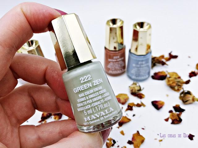 Mavala Chill & Relax Color's nails nailspolish manicura beauty belleza