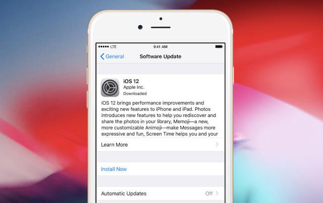 Apa Saja Fitur Terbaru dari iOS 12