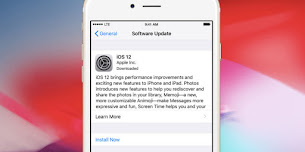 Apa Saja Fitur Terbaru dari iOS 12?