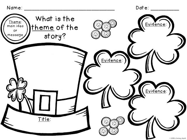 St. Patrick's Day Ideas & Freebies - Literacy Spark