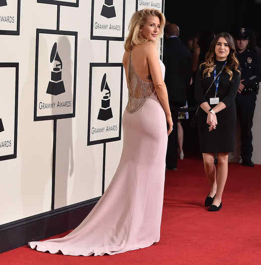 The Baddest Bodies at the 2016 Grammy Awards