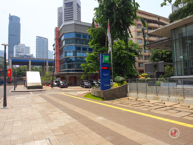 All Seasons Jakarta Thamrin Railink 蘇加諾・哈達機場鐵路 - Soekarno-Hatta Airport Train / KAI Bandara