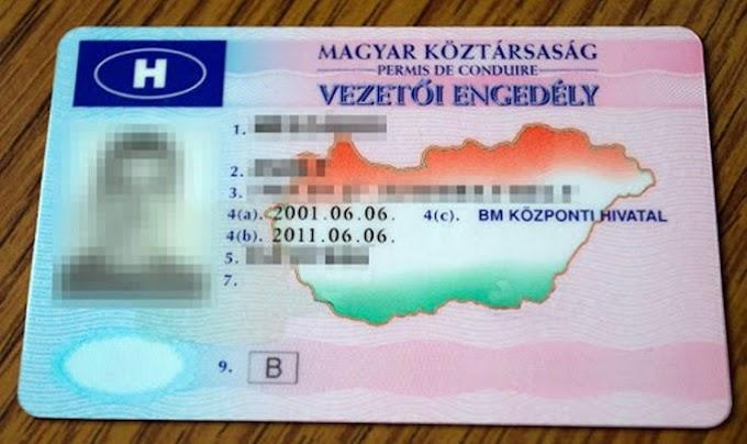 Pénzért juttatott vezetői engedélyhez külföldieket egy vecsési házaspár Kecskeméten
