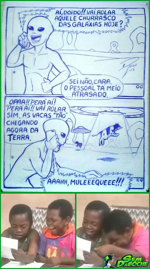 O CHURRASCO TÁ CONFIRMADO