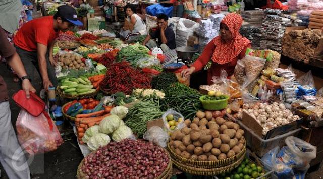 Lanjutan Pembangunan Pasar Manggeng Menelan Dana Rp 1,2 Miliar