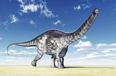 Dinosaurio Apatosaurio