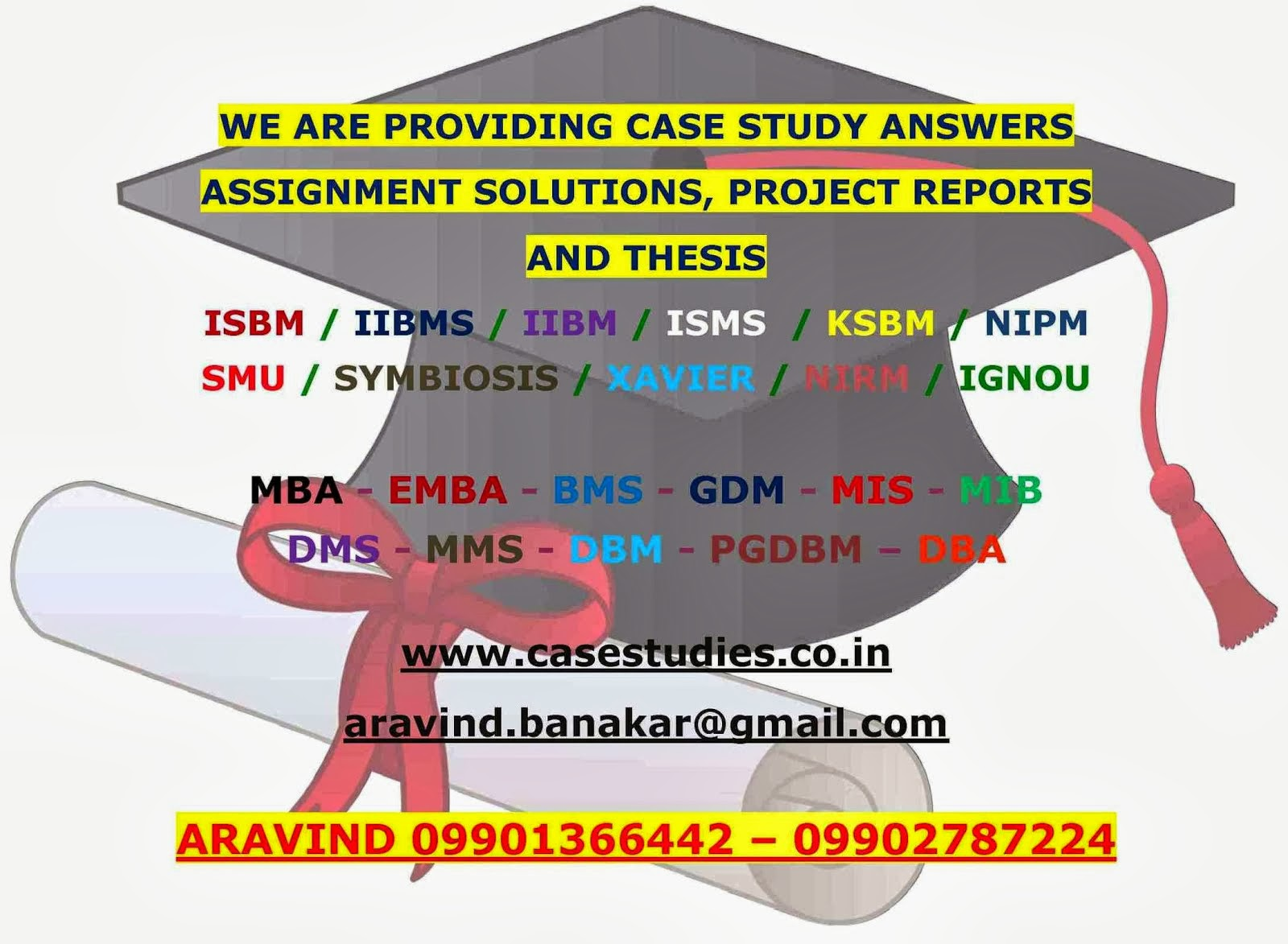 Answer Papers