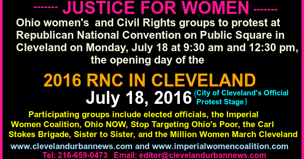 Nude Women Protest Rnc
