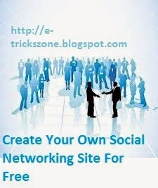 Create Your Own Social Networking Site For Free
