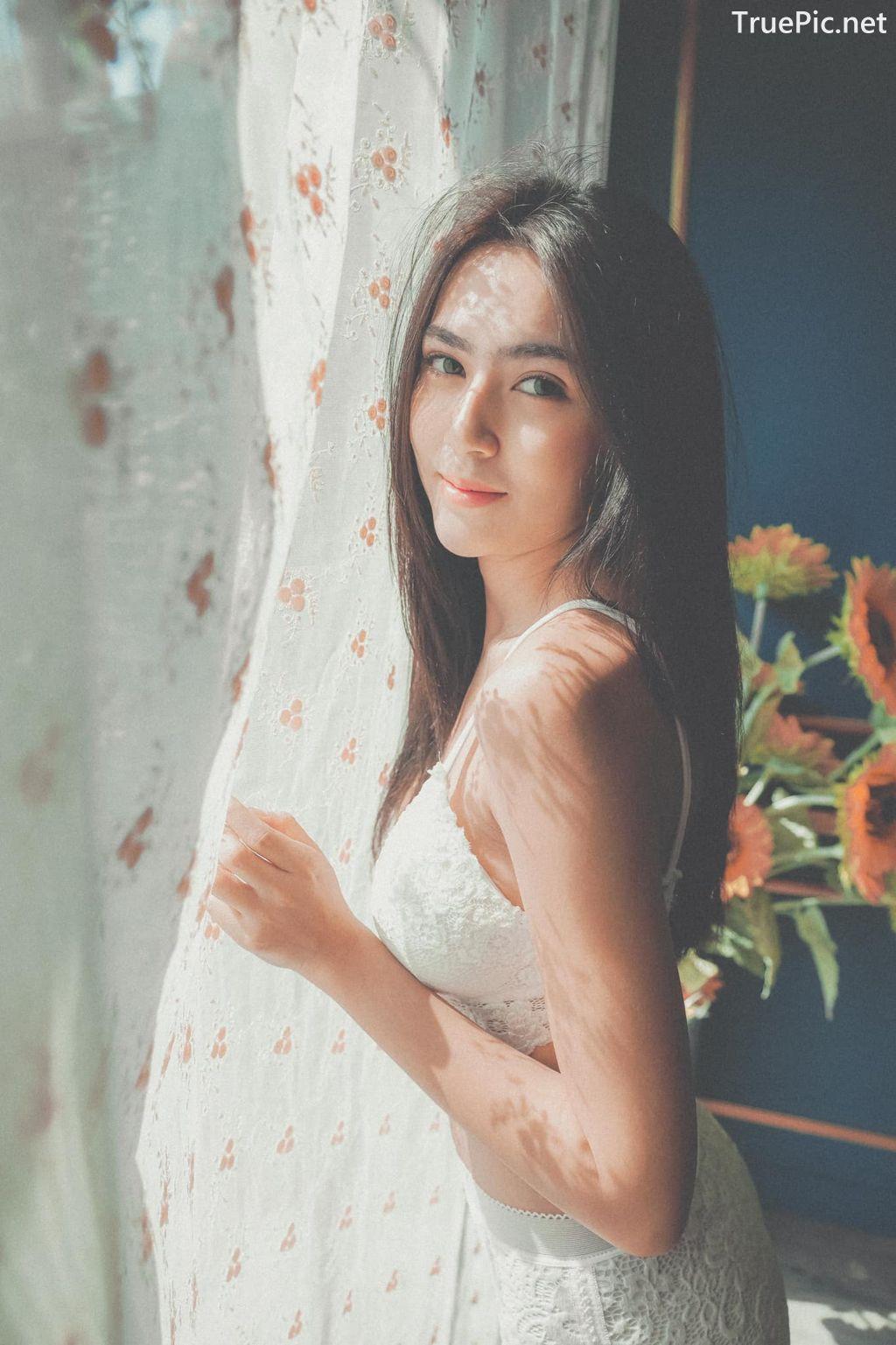 Image-Thailand-Model-Baifern-Rinrucha-Kamnark-White-Lingerie-TruePic.net- Picture-5