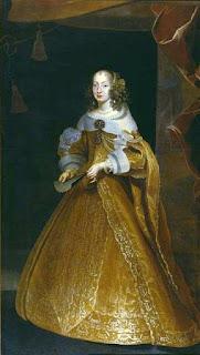 Eleonora Gonzaga: a portrait by Frans Luycx, the Flemish artist