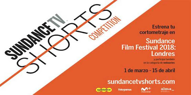 Sundance TV Shorts concurso de cortometrajes y webseries