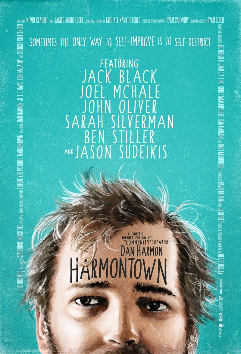 Harmontown 2014