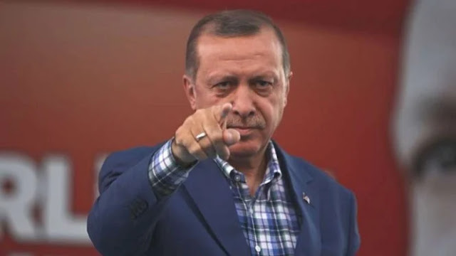 Buktikan Solidaritas Muslim, Erdogan Siapkan Perang Hadapi Israel