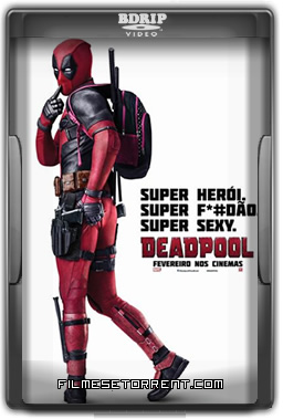 Deadpool Torrent BDRip Dual Audio 2016