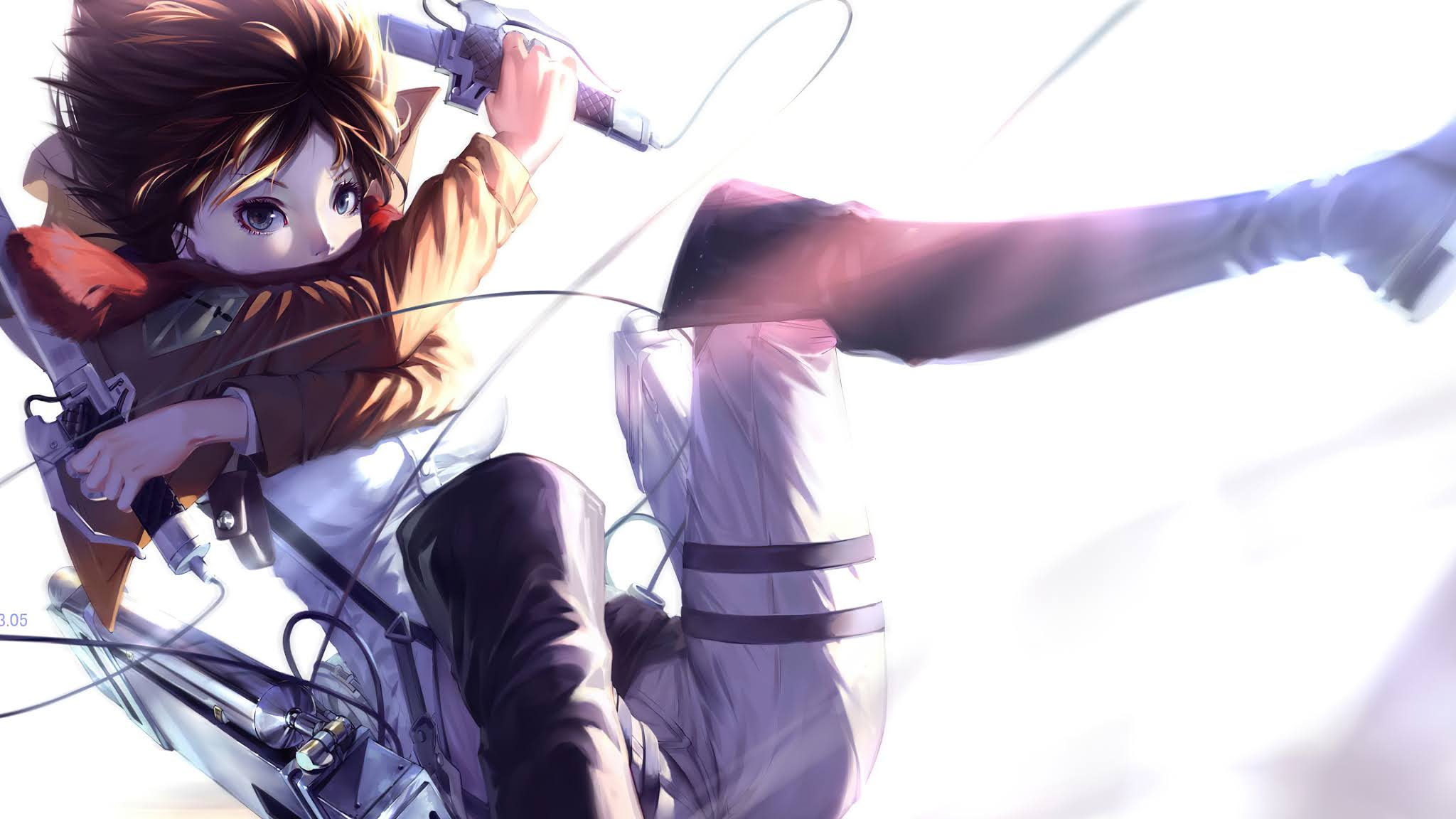 There's always talk about the quality animation in attack on titan. Attack On Titans Shingeki No Kyojin