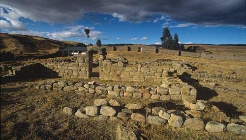 Complejo Arqueológico Uchkus Incañan