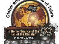 PERINGATAN 99 TAHUN RUNTUHNYA KHILAFAH 1441 H-2020 M