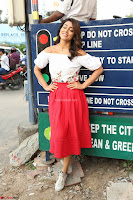 Shriya Saran looks super cute in off shoulder top and Red Skirt ~  Exclusive Celebrities Galleries 081.JPG
