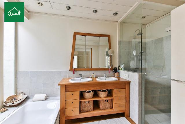 صور فكرة ديكور حمام جديدة